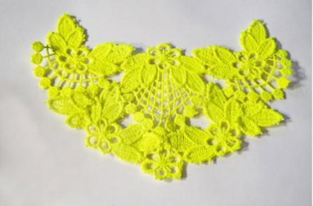 recicla tus puntas y crea este hermoso collar