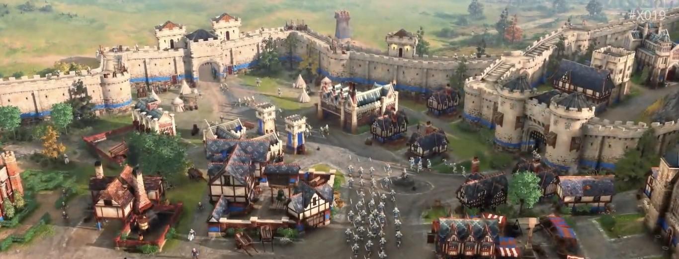 'Age of Empires IV' nos muestra su primer tráiler con gameplay y confirma que se ubicará en la época medieval #lomásvisto