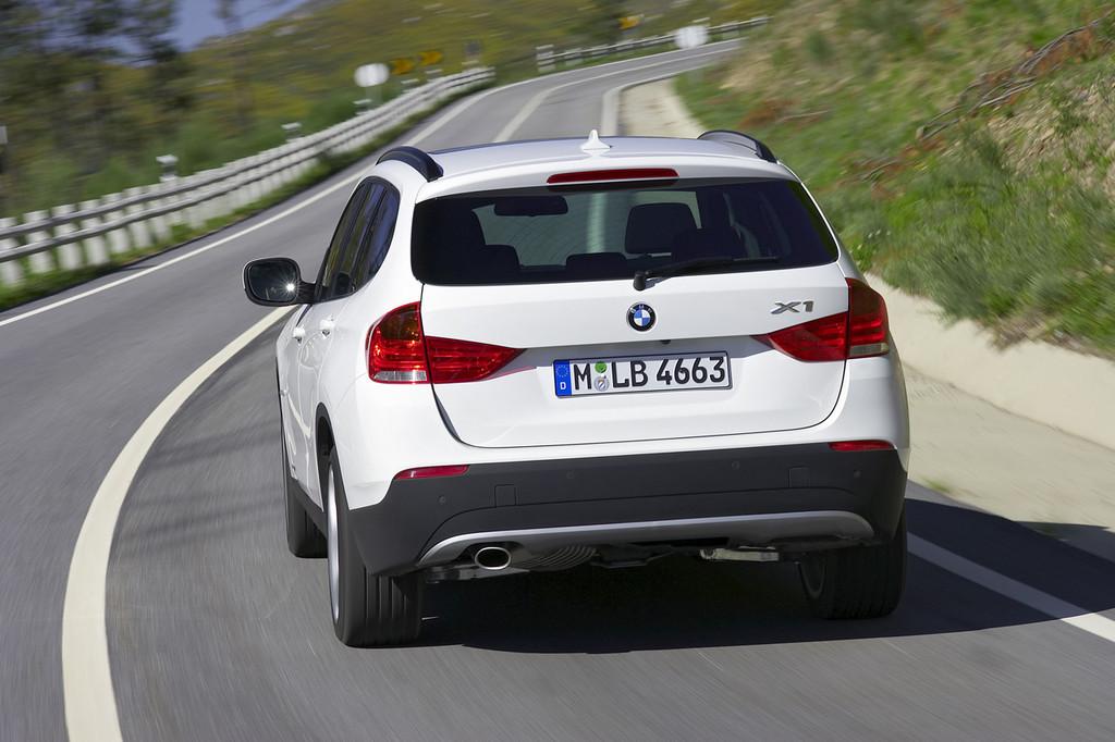 Foto de BMW X1 (27/120)