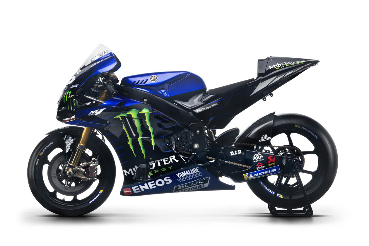 Foto de Monster Energy Yamaha MotoGP 2019 (10/65)