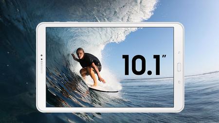 Samsung Galaxy Tab A 10.1 (2016), con 32GB de capacidad, por 188 euros utilizando este cupón