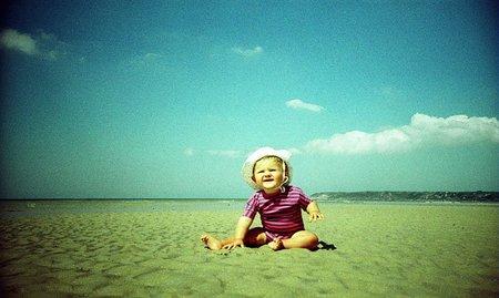 Verano con niños: cómo evitar un golpe de calor