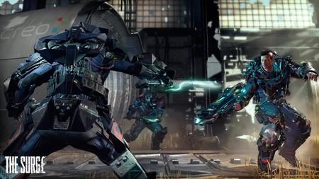 Destruir, recoger y equipar: los tres puntos clave a la hora de la acción en el brutal gameplay de The Surge