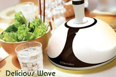 Lámpara microondas de Electrolux