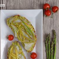 17 recetas de tostas originales para el Picoteo del finde