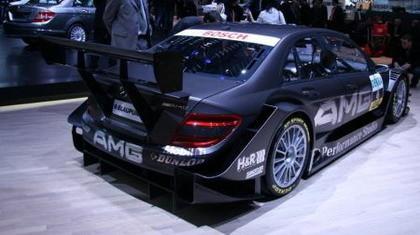 Mercedes Clase C AMG DTM