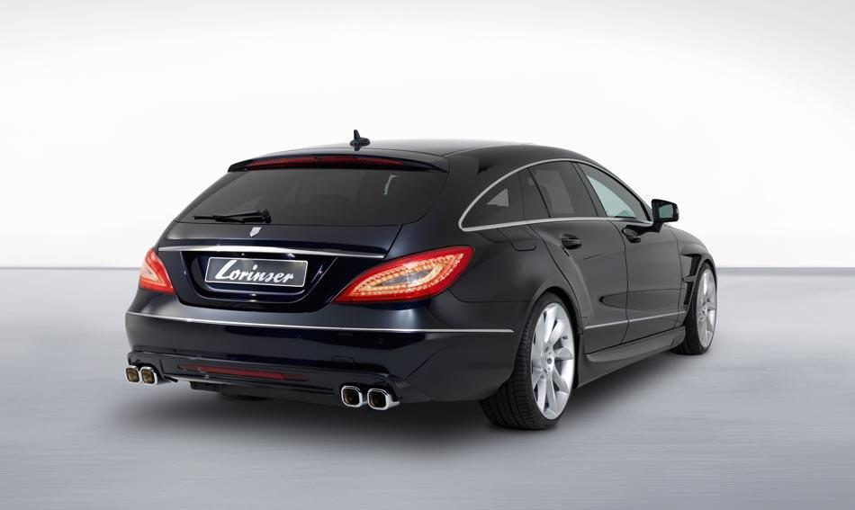 Foto de Lorinser Mercedes-Benz CLS Shooting Brake (2/6)