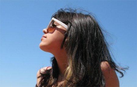 Algunos consejos sobre la utilización de gafas de sol