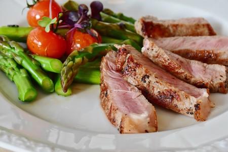 Asparagus Barbecue Cuisine 361184