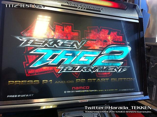 Foto de 140211 - Tekken Tag Tournament 2 (1/8)