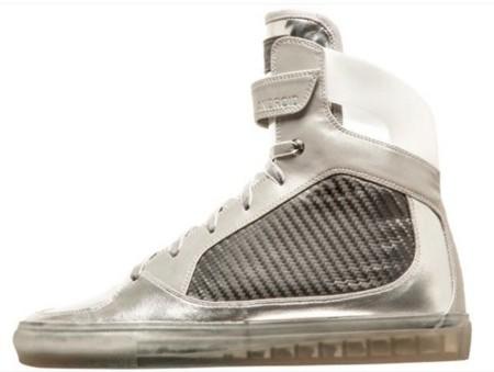 Las zapatillas del Apolo 11
