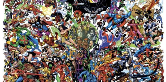 Jla Avengers Vol March 1