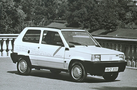 Fiat Panda Elettra 1990