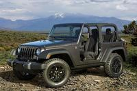 Auto Show de Los Angeles: Jeep Wrangler Willys Wheeler Edition 2014