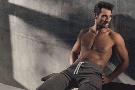 David Gandy expande su línea de ropa en Marks & Spencer con ítems para hacer ejercicio