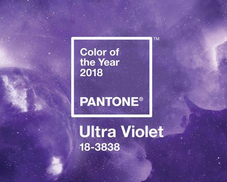 Las 17 mejores ideas decorativas Ultra Violet, color Pantone 2018, que hemos visto en Instagram