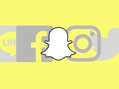 Así es cómo Facebook, Twitter y LINE han copiado características de Snapchat