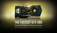 ASUS celebra 20 años de fabricar tarjetas de video con la GTX 980 más rápida... no es broma