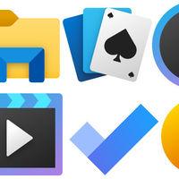 Los nuevos iconos de Windows 10 salen del Programa Insider y comienzan a llegar a todos los usuarios