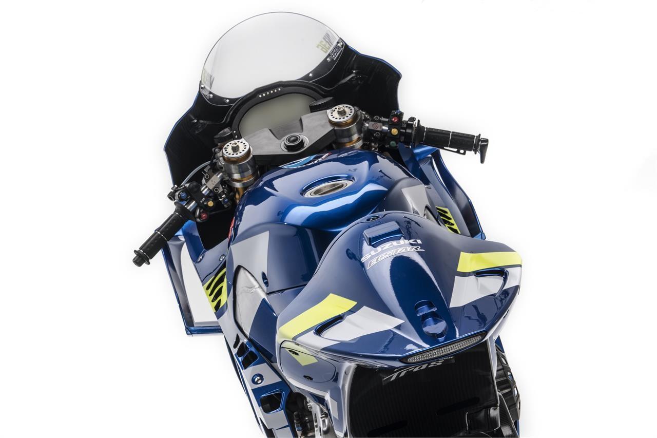Foto de Presentación MotoGP Suzuki 2019 (19/60)