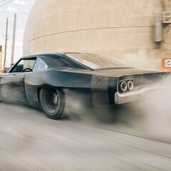 Foto 5 de 26 de la galería speedkore-hellacious-dodge-charger-1968 en Motorpasión México