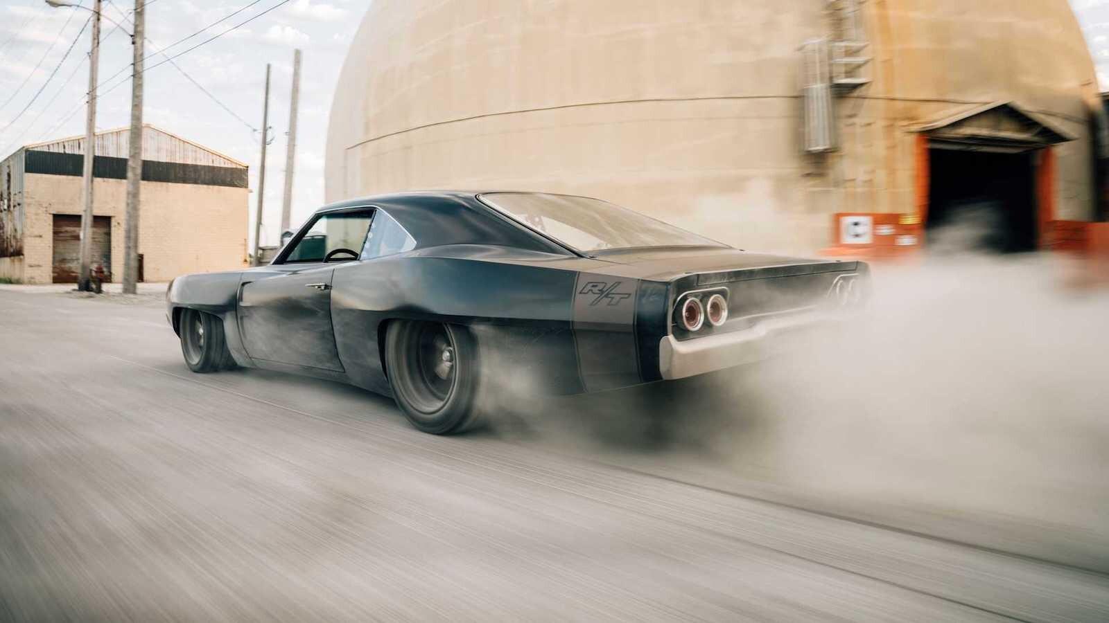 Foto de Speedkore Hellacious Dodge Charger 1968 (5/26)