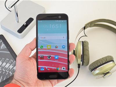 Smartphone HTC 10 de 32GB por 592 euros en Amazon