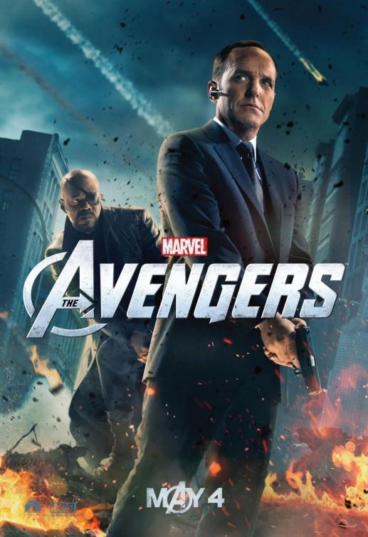 Foto de 'Los Vengadores', todos los carteles de la película de Joss Whedon (13/16)