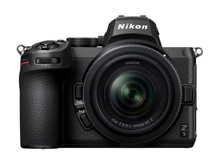 Nikon Z5 precio en españa