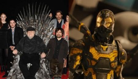 George R.R. Martin, creador de Juego de Tronos, critica los aburridos villanos de Marvel