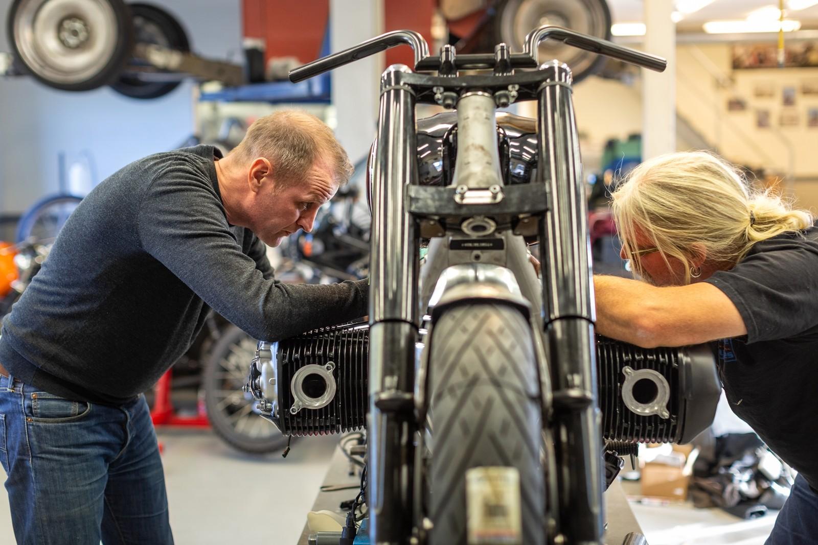 Foto de BMW Motorrad Concept R 18 /2 (32/39)