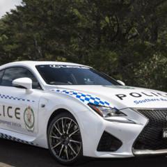 lexus-rc-f-nsw-police
