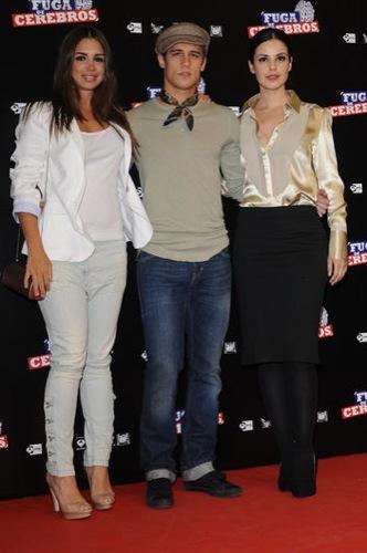 Elena Furiase y Marta Torne Todas las asistentes a la premiere de Fuga de Cerebros