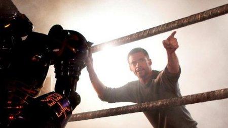 'Real Steel' con Hugh Jackman, primeras imágenes oficiales