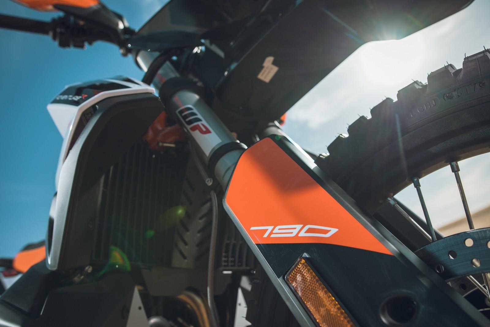 Foto de KTM 790 Adventure 2019, prueba (75/128)
