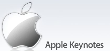 Apple Keynotes, videopodcast oficial de los eventos de Apple