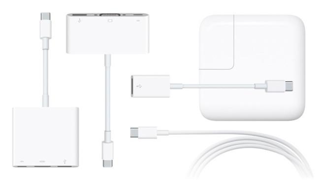 Adaptadores USB-C