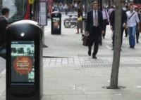 La City londinense obliga a Renew a retirar las papeleras inteligentes de la calle