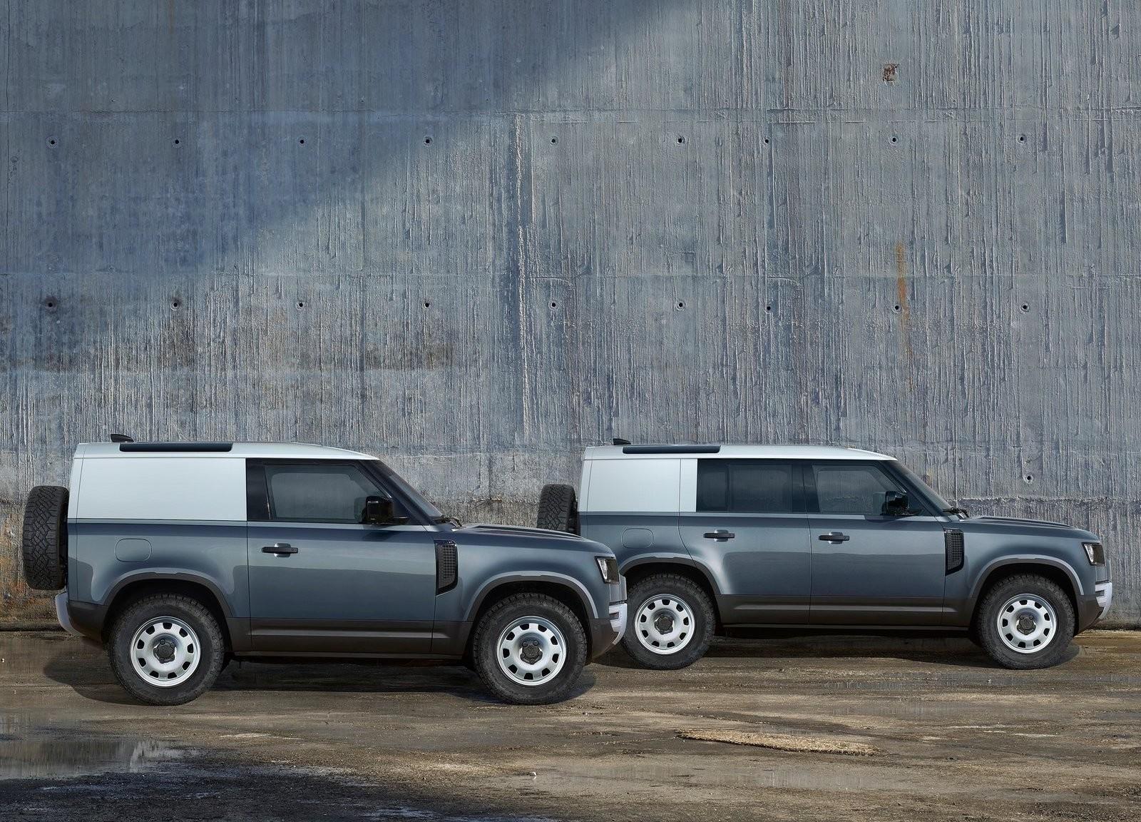 Foto de Land Rover Defender 2020 (27/60)
