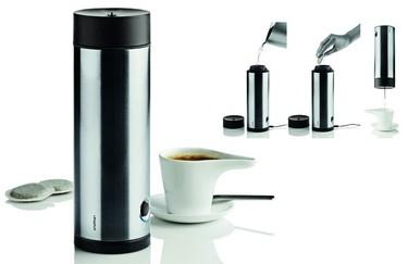 Simply Expresso, la cafetera expresso portátil que funciona a pilas