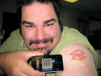 Imagen de la semana: El Zune Boy se pasa a Apple