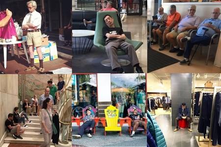Desde una señora rusa que hace chistes sobre un croma hasta un Instagram de maridos que van de compras: 13 creadores muy muy raros