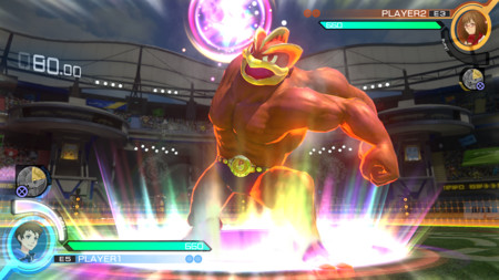 Pokken Tournament 8