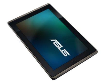 Asus Eee Pad Transformer en formato tablet