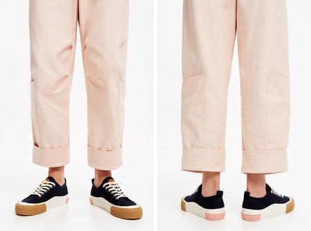 Estas zapatillas de Bimba y Lola quedan ideales con todos tus pantalones vaqueros, faldas y vestidos