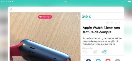 Consejos para vender (rápido y bien) tus productos Apple en Wallapop