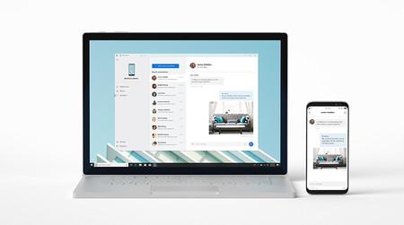 'Your Phone', así funciona la nueva aplicación de Microsoft para sincronizar tu Android y el PC