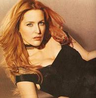Gillian Anderson para Maxim