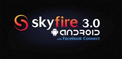 Skyfire 3.0 'edición Facebook' llega a Android