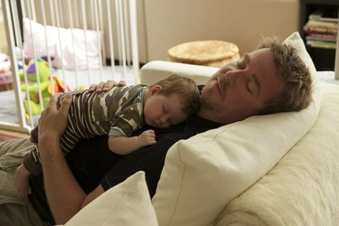 Los papás también podrán pedir el permiso de lactancia